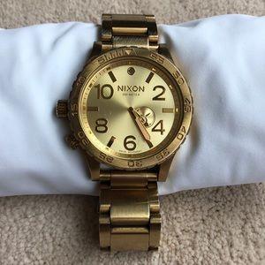 Men's chrono Nixon watch